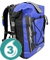 OverBoard Waterproof Backpack - Blue 1800