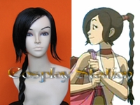 Avatar Ty Lee Commission Cosplay Wig