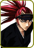 Bleach Renji Abarai Custom Styled Cosplay Wig