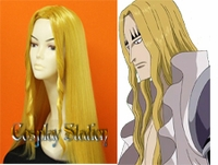 One Piece Basil Hawkins Custom Styled Cosplay Wig