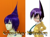 Shaman King Tao Ren Custom Made Cosplay Wig