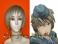 Valkyrie of the Battlefield Welkin Gunther Commission Cosplay Wig