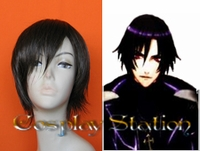 Togainu no Chi True Blood Shiki Commission Cosplay Wig