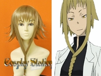"Soul Eater Medusa Custom Made Cosplay Wig_<font color=""red"">New Version!</font>"