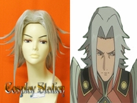 Tales of Vesperia Alexei Custom Made Cosplay Wig