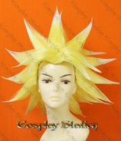 Super Saiyan Brolly Custom Made Cosplay Wig