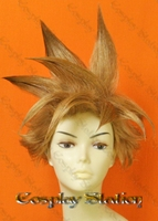 Son Gohan Custom Made Cosplay Wig