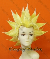 Vegeto Custom Styled Wig