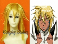 Bleach Halibel Custom Styled Cosplay Wig