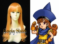 Dragon Quest IV Princess Alena Custom Made Cosplay Wig