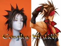 Guilty Gear XX Order Sol Cosplay Wig