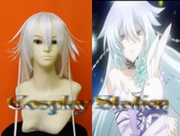 Pandora Hearts Alice White Custom Made Cosplay Wig