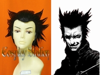 Wolverine Custom Made Cosplay Wig