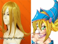 Yu-Gi-Oh! Cosplay Dark Magician Girl Custom Made Blond Cosplay Wig