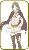 Hetalia Axis Powers Hungary Cosplay Costume