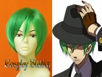 BlazBlue Hazama Custom Made Cosplay Wig