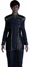 Mass Effect 3 Systems Alliance Cosplay Uniform