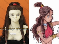 Avatar Cosplay The last Airbender Katara Custom Made Cosplay Wig