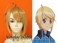"Shugo Chara Tadase Hotori Blond Cosplay Wig_<font color=""red"">New Arrival!!</font>"