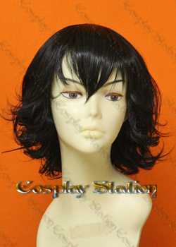 Pandora Hearts Gilbert Nightray Custom Styled Cosplay Wig