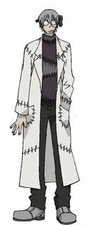 Soul Eater Stein Cosplay Costume