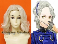 PERSONA 4 Margaret Custom Styled Cosplay Wig