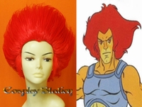 Thundercats Lion-o Custom Styled Wig