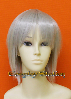 D.Gray Man Allen Walker  Cosplay Wig