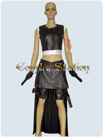 """Final Fantasy VII 7 Tifa Lockhart Commission Cosplay Costume_<font color=""""red"""">New Arrival!</font>"""