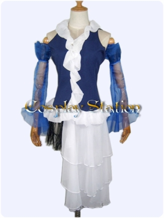 Final Fantasy XII Yuna Lenne Commission Cosplay Costume