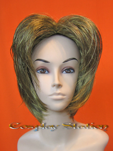 Final Fantasy IX Zidane Triball Commission Cosplay Wig