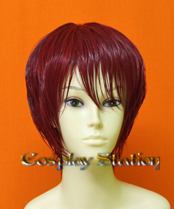 Ruby  Red Cosplay Wig