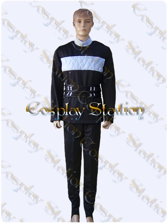 Logan's Run Sandman Cosplay Costume