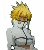 Bleach Cosplay Halibel Custom Made Blond Cosplay Wig