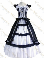 Gothic Lolita Dress Cosplay Costume