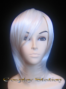Final Fantasy Kadaj Cosplay Wig