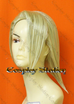 Bleach Izuru Kira Blond Cosplay Wig