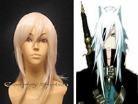 Lamento Beyond The Void Rai Cosplay Wig