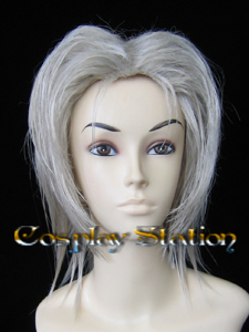 Black Cat Creed Diskenth Commission Cosplay Wig