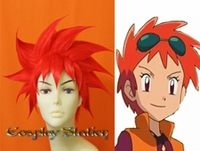 Pokemon Zoey Custom Styled Cosplay Wig