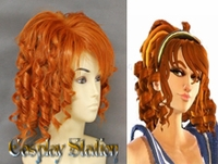 Dance Central 2 Miss Aubrey Custom Styled Cosplay Wig