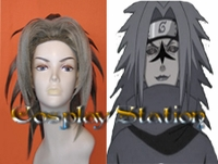 "Naruto Sasuke Curse Mark Cosplay Wig_<font color=""red"">New Arrival</font>"