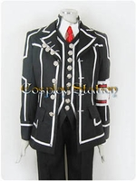 VAMPIRE KNIGHT Boy Day Cosplay Uniform