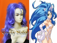 Darkstalkers Cosplay Felicia Custom Made Cosplay Wig