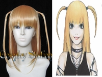 Death Note  Misa Amane Cosplay Wig