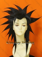 Goku Custom Made Cosplay Wig