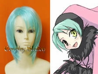 Dogs Luki Noki Custom Made Cosplay Wig