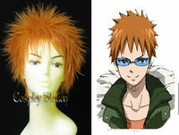 Fairy Tail Cosplay Loke Custom Made Cosplay Wig