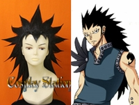 Fairy Tail Gajeel Custom Made Cosplay Wig