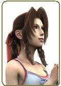 Final Fantasy Aerith Gainsborough Custom Made Cosplay Wig